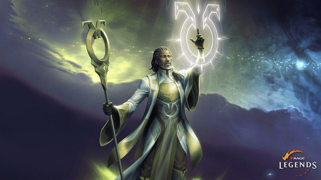 Magic Legends - The Sanctifier