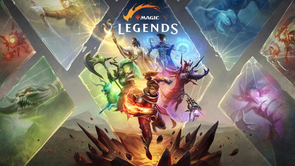 Magic Legends poster