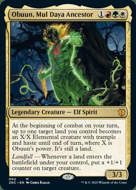 Obuun, Mul Daya Ancestor