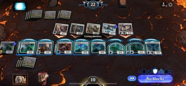 MTGA battlefield - ios3