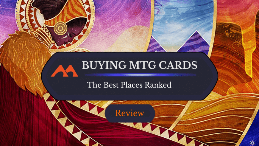 The Best Places to Buy MTG Cards and Accessories