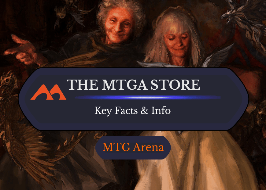 Everything You Need to Know about the MTG Arena Store