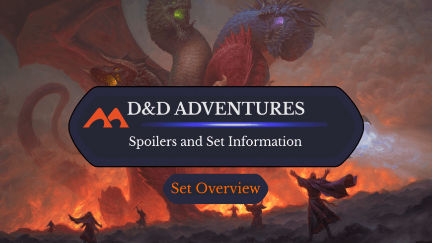 D&D Adventures in the Forgotten Realms: Set News, Information, and Gallery