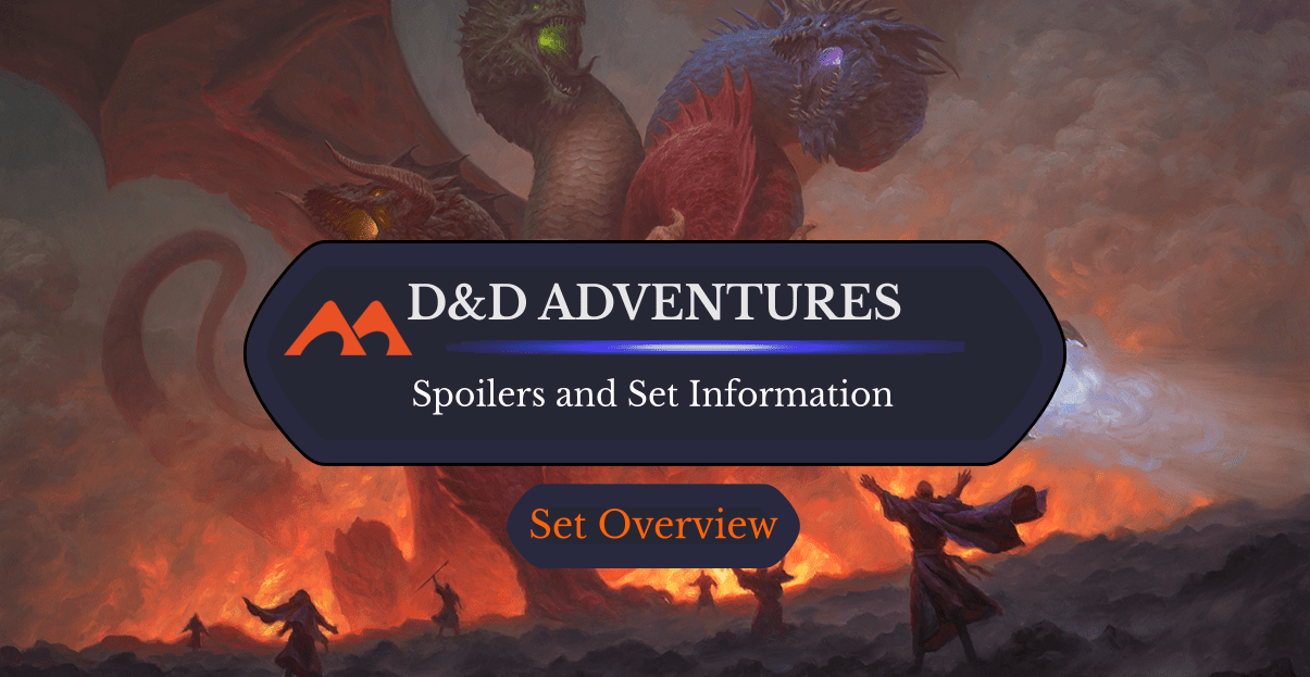 D D Adventures In The Forgotten Realms Set News Information And Gallery Draftsim