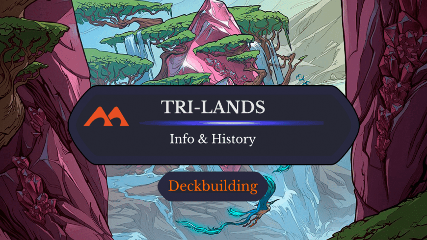 Tri-Lands: History and Info
