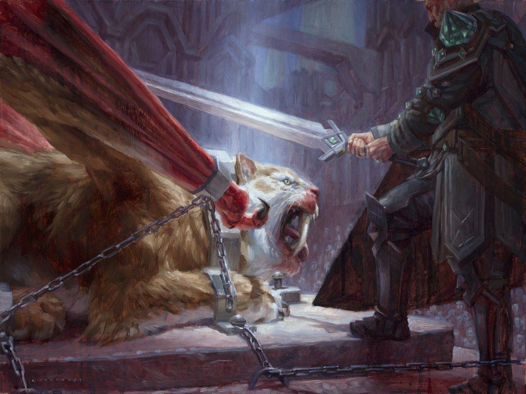 Heartless Act - Illustration by Ryan Pancoast