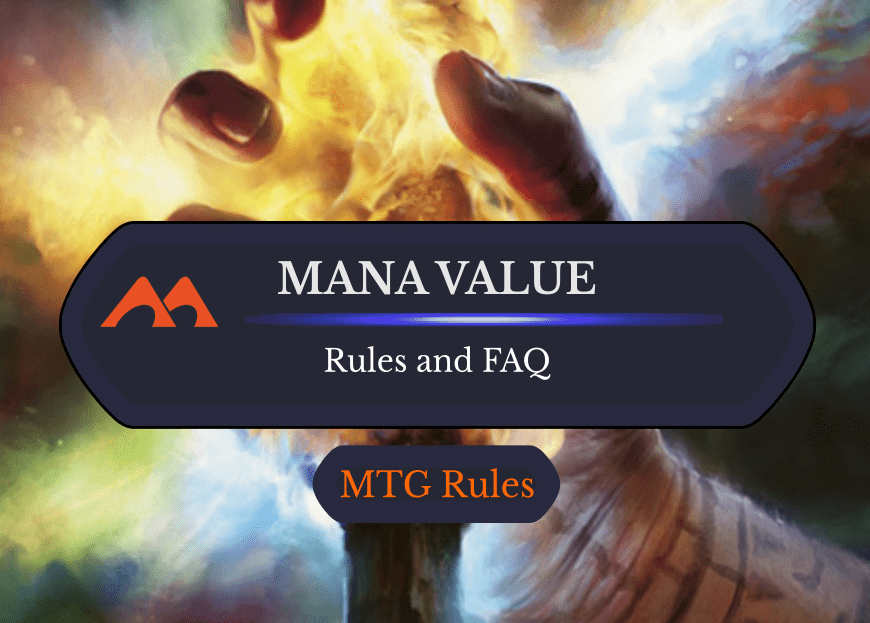 Mana Value (CMC) in MTG: Rules and History