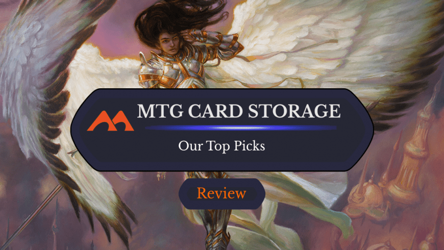 What's the Best Way to Store MTG Cards?