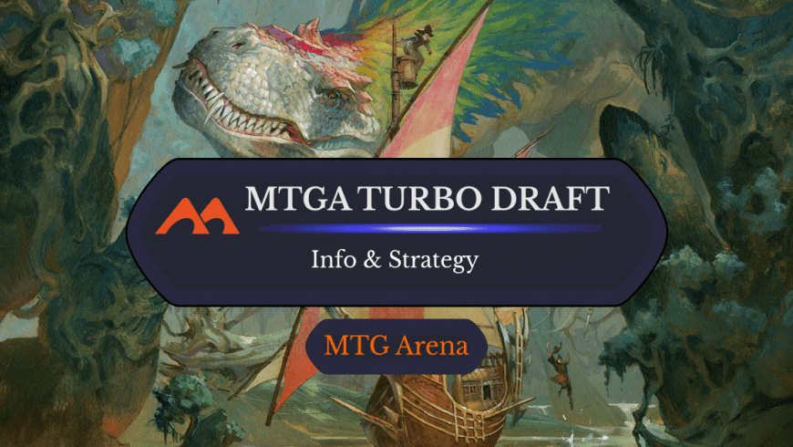 MTGA Turbo Draft: What Is it? And How to Win
