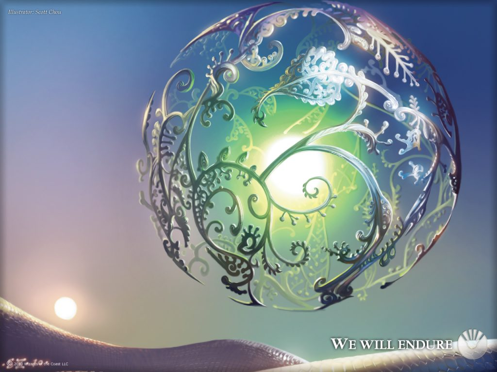 Caged Sun - Illustration by Scott Chou
