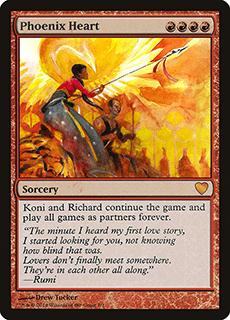 Phoenix Heart