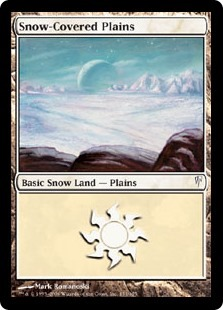 Snow-Covered Plains (Coldsnap)