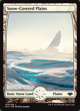 Snow-Covered Plains (Modern Horizons)