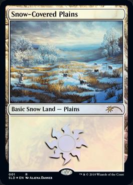 Snow-Covered Plains (Secret Lair)