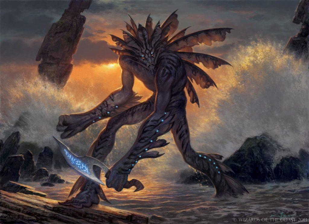 True-Name Nemesis - Illustration by Zack Stella