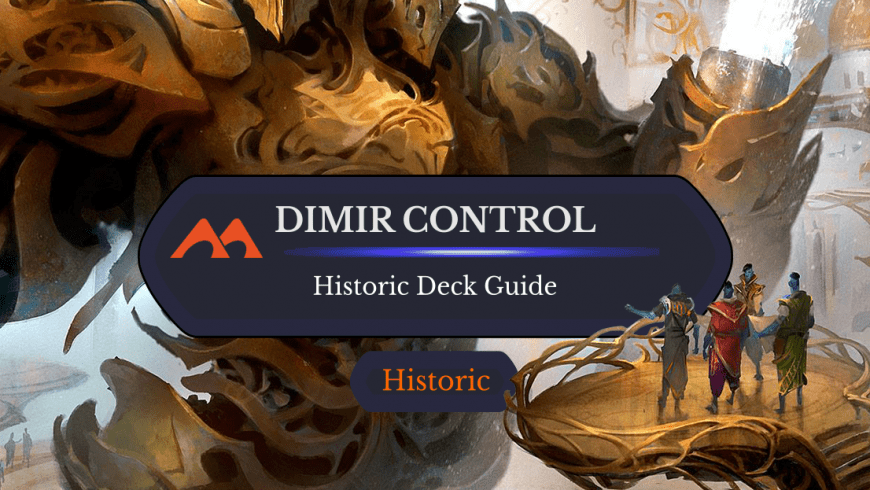 Deck Guide: Dimir Control in Historic