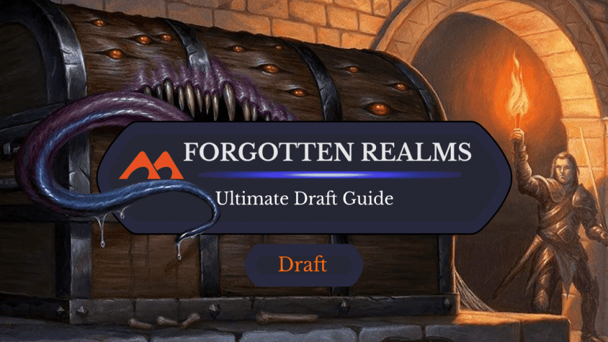 The Ultimate Guide to Adventures in the Forgotten Realms Draft