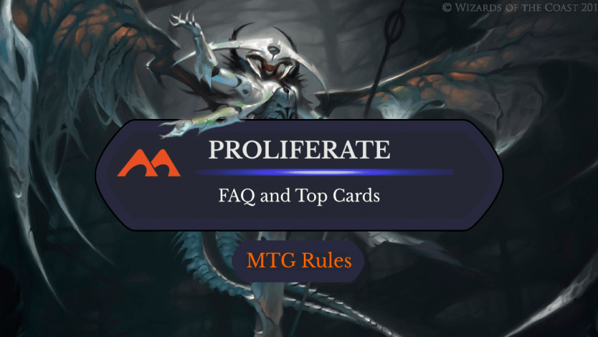 Proliferate in MTG: Rules, History, and Best Cards