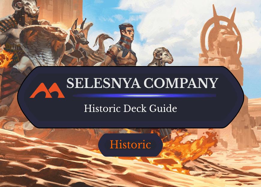 Deck Guide: Selesnya Company in Historic