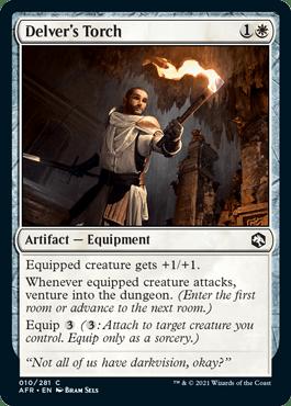 Delver's Torch