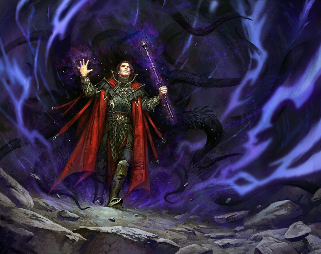 Herald of Hadar - Illustration by Valera Lutfullina
