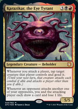 Karazikar, the Eye Tyrant