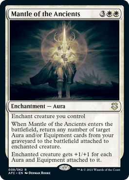 Mantle of the Ancients