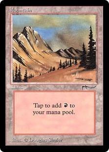 Mountain (Arabian Nights)