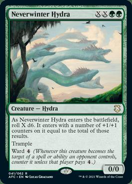 Neverwinter Hydra