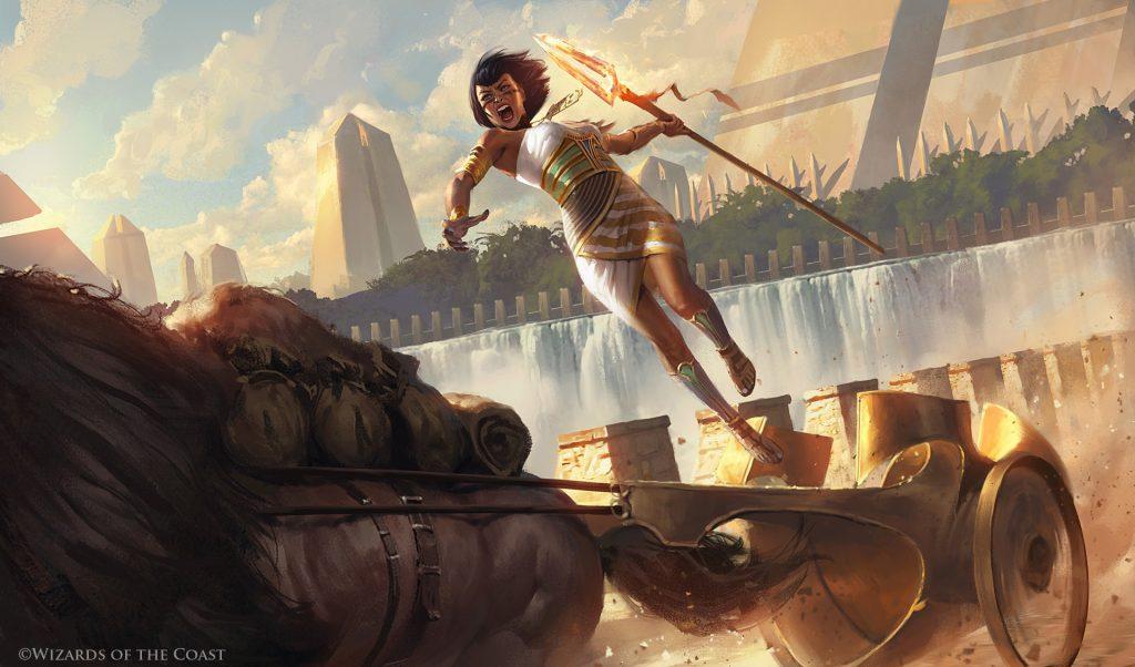 Onward // Victory - Illustration by Grzegorz Rutkowski