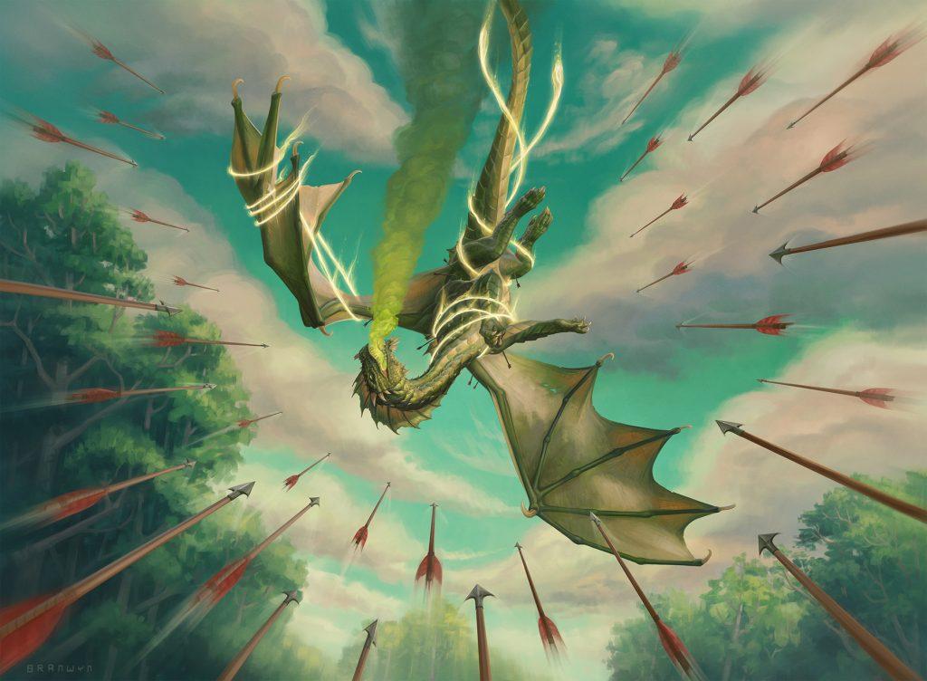 Plummet (Forgotten Realms) - Illustration by Alix Branwyn