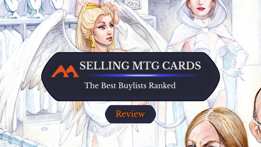 The 10 Best Places to Sell Magic Cards
