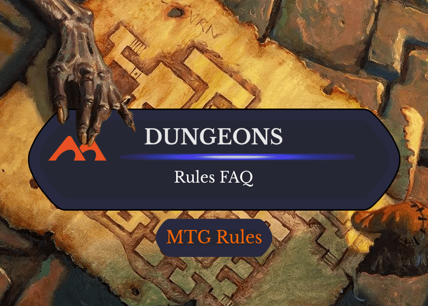 Dungeons in MTG: Rules, History, and Best Cards