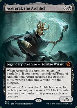 Acererak the Archlich borderless