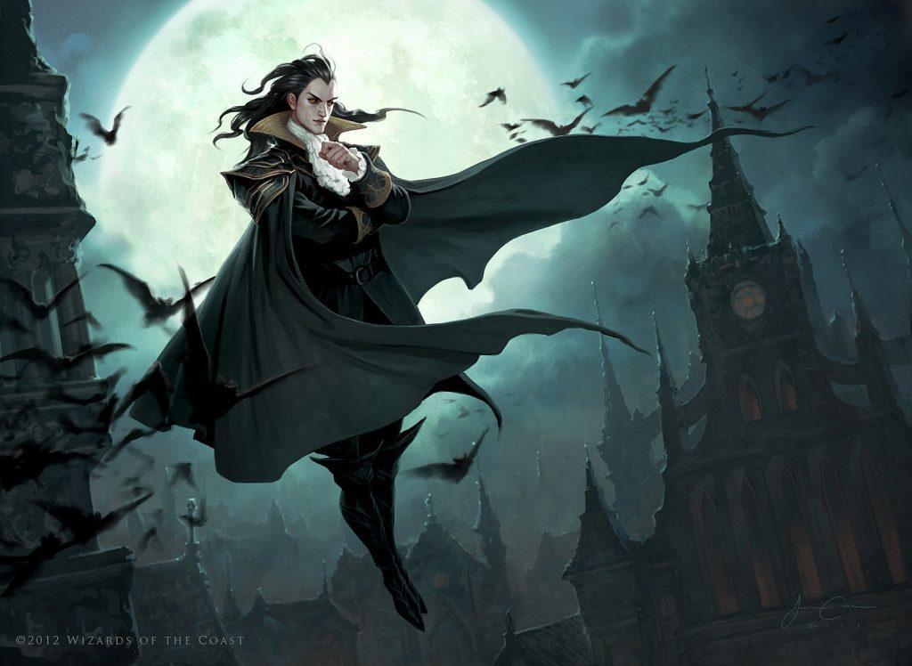 Bloodline Keeper - Illustration by Jason Chan