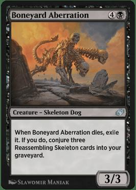Boneyard Aberration