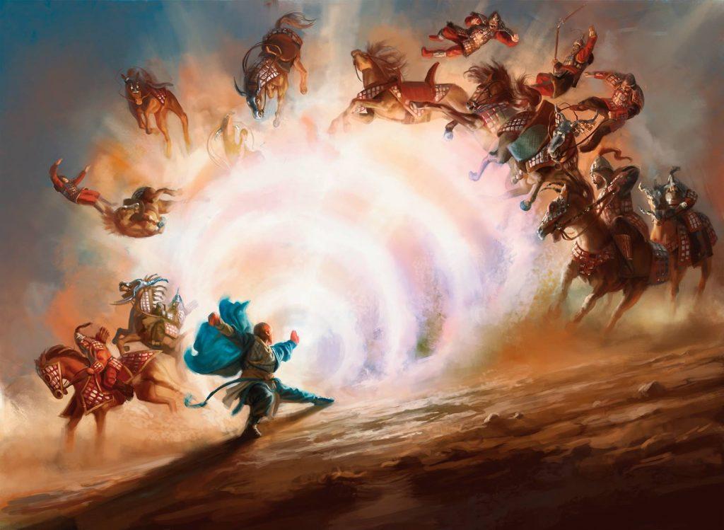 End Hostilities - Illustration by Jason Rainville