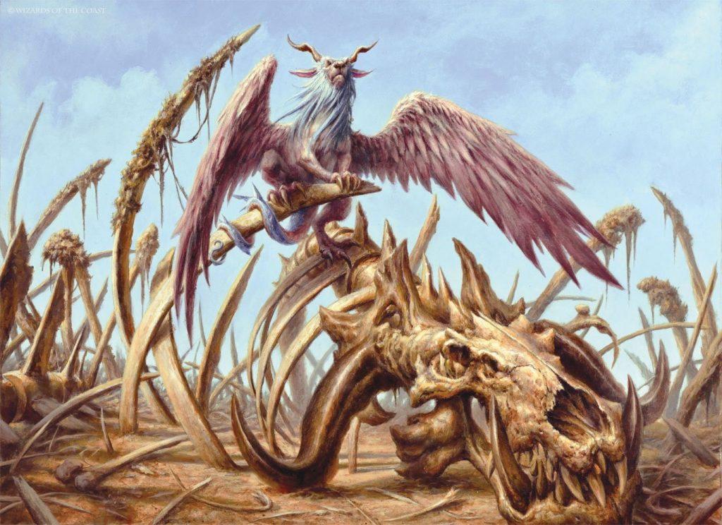 Extinction Event - Illustration by Filip Burburan