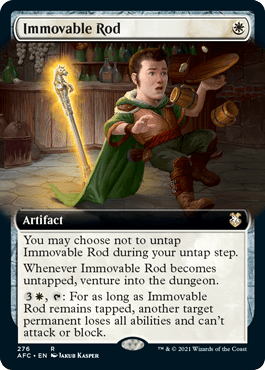 Immovable Rod borderless