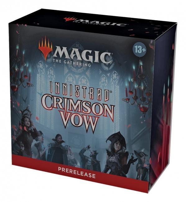 Innistrad Crimson Vow prerelease