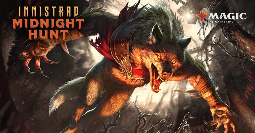 Innistrad Midnight Hunt art
