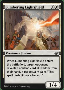 Lumbering Lightshield