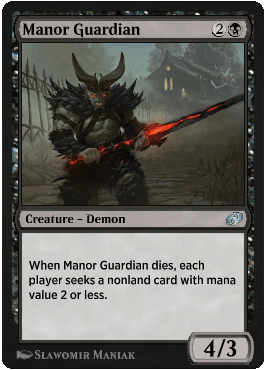 Manor Guardian