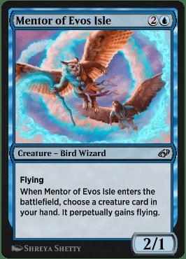 Mentor of Evos Isle