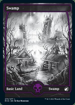 Midnight Hunt Swamp 2