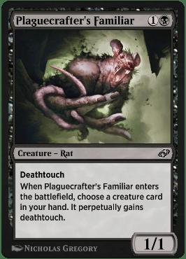 Plaguecrafter's Familiar