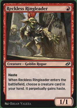 Reckless Ringleader
