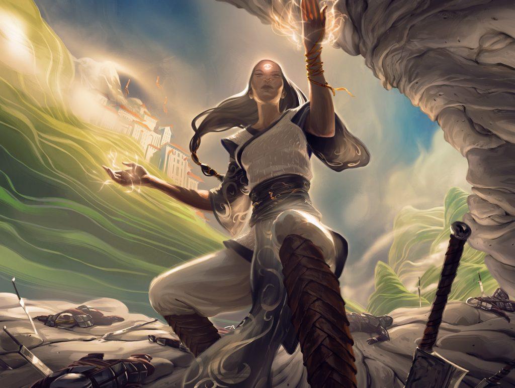 Soulfire Grand Master - Illustration by Johannes Voss