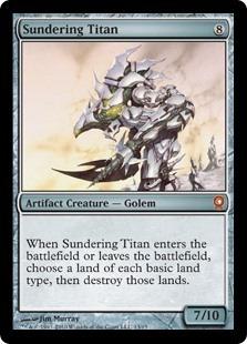 Sundering Titan