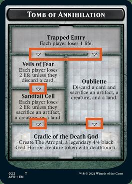 Tomb of Annihilation arrows